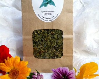 Nettle and Vitality herbal tea 30 g
