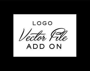 Pre-Designed Logo VECTOR, Logo, ADD ON by P27Creative