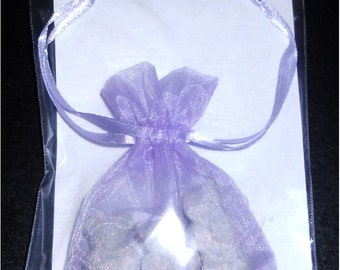 Scented Fragrance Sachet Stones in Sachet Bag (Several Scents to Choose From)