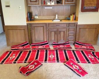 Hookah Arabic/Middle eastern Floor Seating Cover Set