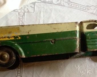 Antique Buddy L Telephone Maintenance Truck- 1930-40's