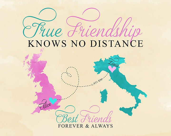 Quotes About Friendship Distance Best Quotes About Best Friends Distance Best Friend Quotes Distance