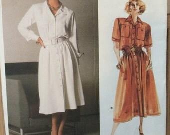 Vogue Paris Original Misses' Dress Pattern 1683 Yves Saint Laurent