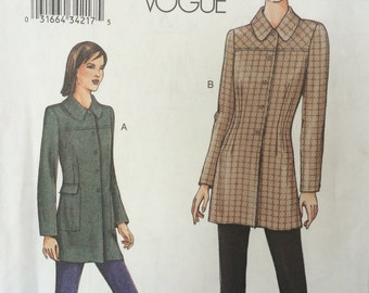 Vogue Very Easy Misses' Jacket and Pants Pattern 7526