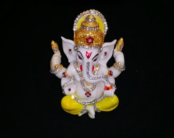 Ganesh in Marble
