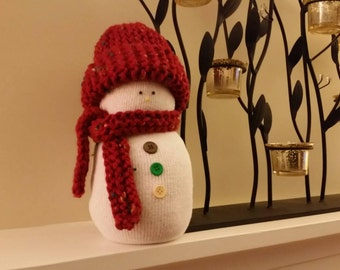 Cute Holiday Snowman