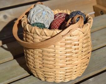 Round Basket, Swing Handle Basket, Acorn Basket