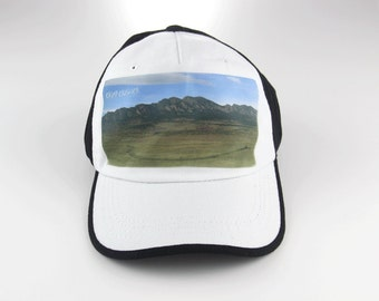 Crimp Crusher Hat - Smiley Rocky Mountain