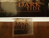 Transparent The Dark Tide bookmark
