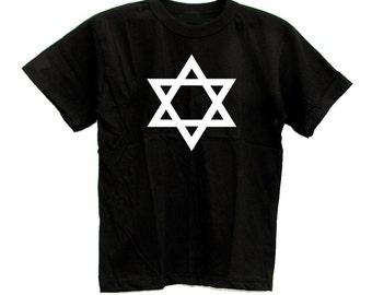 Magen David Jewish Star Israel Israeli Jerusalem T-shirt