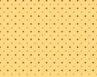Unicorn Dots on Yellow by Riley Blake - C3716