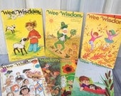 Wee Wisdom 1960s Collection