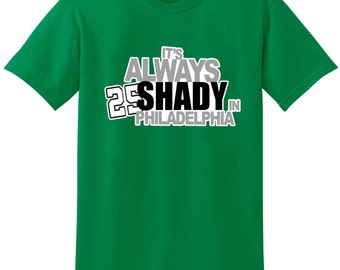 Lesean Mccoy Philadelphia Eagles Always Shady T Shirt