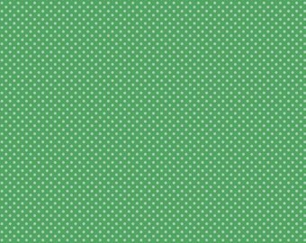 SALE! Roots and Wings by Deena Rutter for Riley Blake Designs C4154-Green- 1 Yard