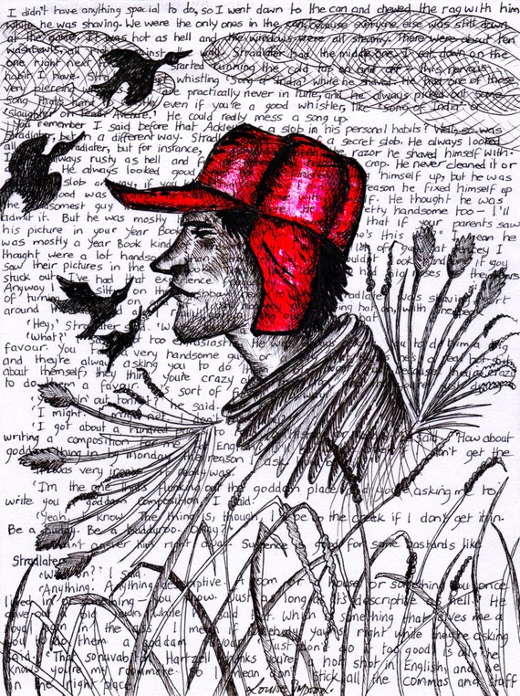 a comparison of holden caulfield from the catcher in the rye and will hunting from good will hunting Free essays on catcher in the rye good will hunting the main character holden caulfield is a depressed teenager trying to a comparison between chinese and.