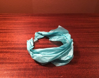 Terrible Steampunk Tissue Bracelet