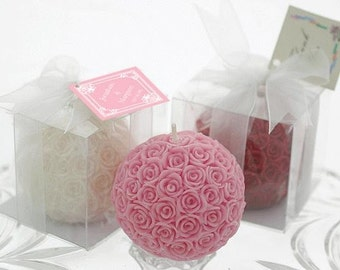 candel for wedding gift and party