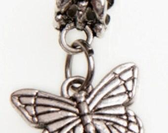 Tibetan Silver Butterfly