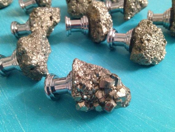 Pyrite Knobs