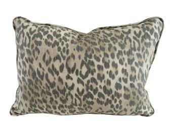 "14"" x 20"" Leopard Print Pillow Cover"