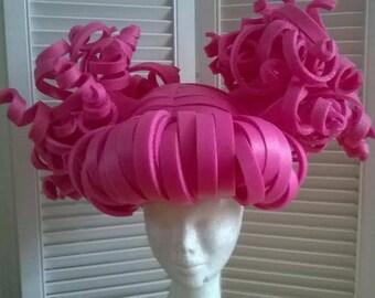 Foam Wig Lalaloopsy Style