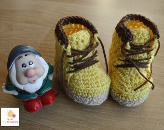 """Timberland"" baby Boots, baby shoes"