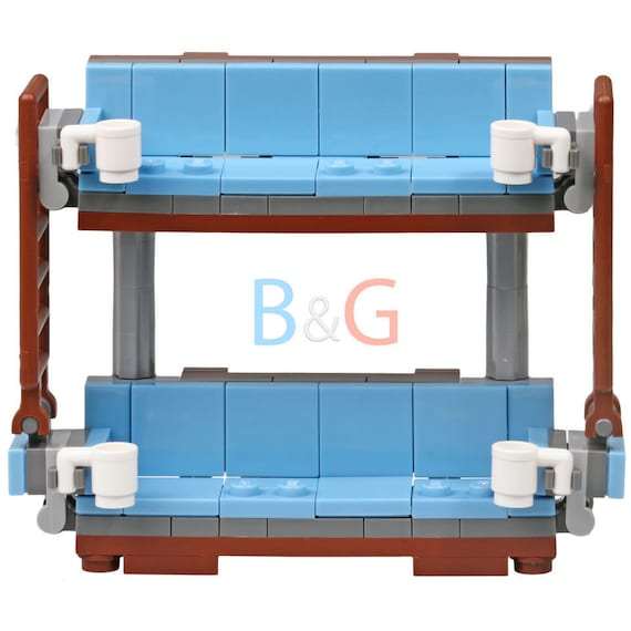 Decke Couch: Items Similar To LEGO Custom Double Decker Couch Inspired