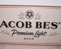 Popular Items For Lighted Beer Sign On Etsy