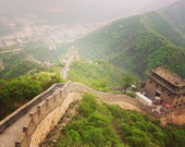 The Great Stairwell of China - Canvas Print