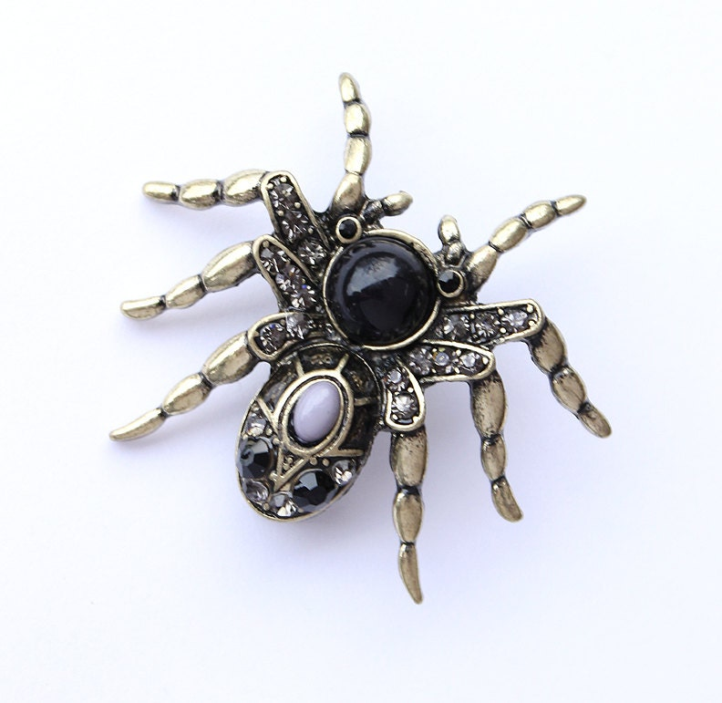 1000  images about Spider Jewelry on Pinterest
