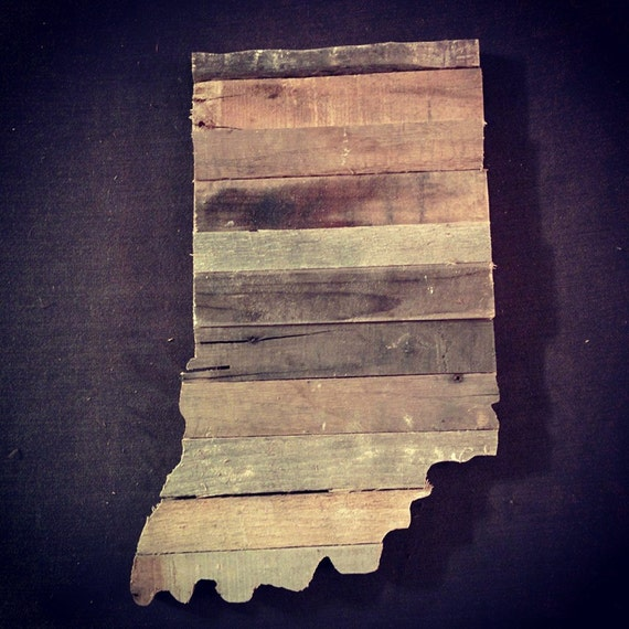Like this item? - Indiana Reclaimed Wood Cutout