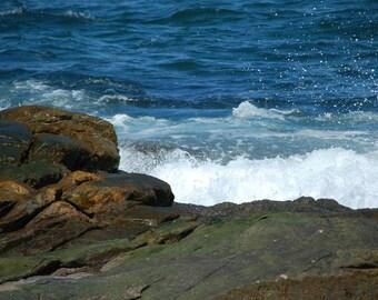 Atlantic Ocean, Rhode Island, Seascape, Ocean, Outdoor Photography, Nature Photography