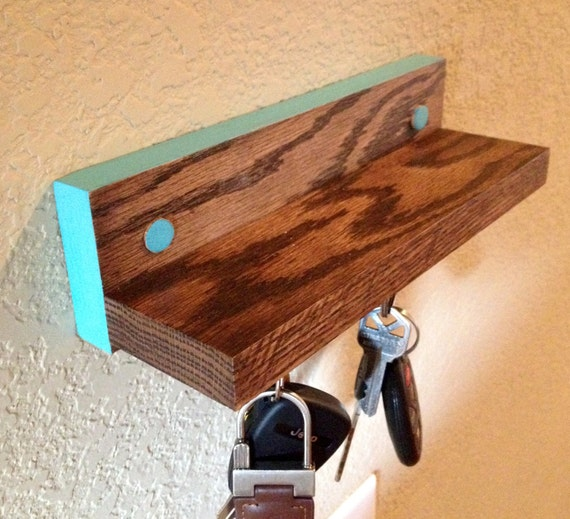 magnetic key holder and shelf. Black Bedroom Furniture Sets. Home Design Ideas