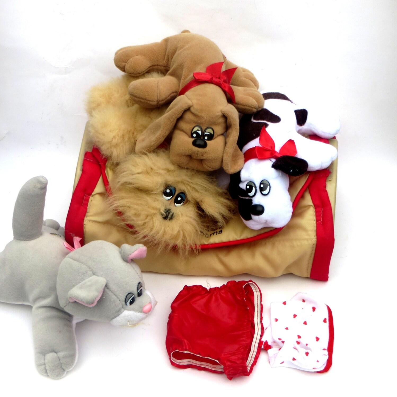 Pound Puppies Toys 1980s