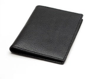 Genuine Chelsea Leather Credit Card/Student Card Holder