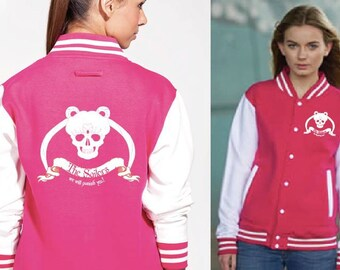 the sailors sailor moon jacket