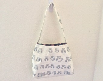 Small Owl Purse for Kids