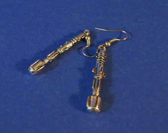 Sonic Screwdriver Earrings
