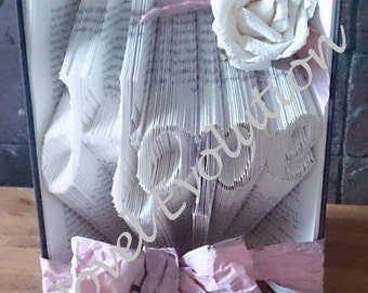Hope Book Art Pattern