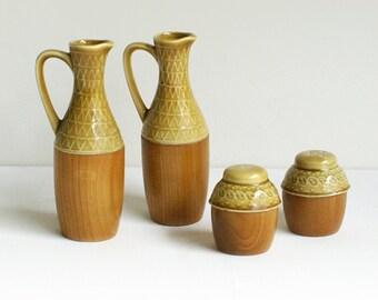 Vintage flavoring set - Mid Century, Danish modern