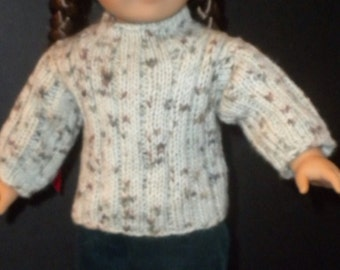 American girl doll sweater