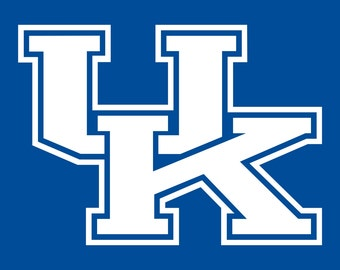 University of Kentucky Wildcats Decal