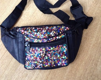 Gorgeous bumbag fanny pack multicoloured
