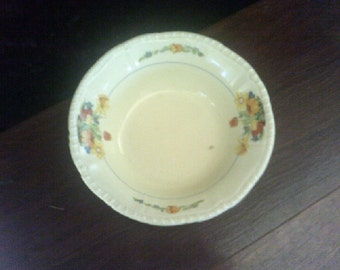 Serving Bowl Honeyglaze Royal Staffordshire A.J.Wilkinson