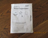 Period Impressions 450 Day Dress pattern