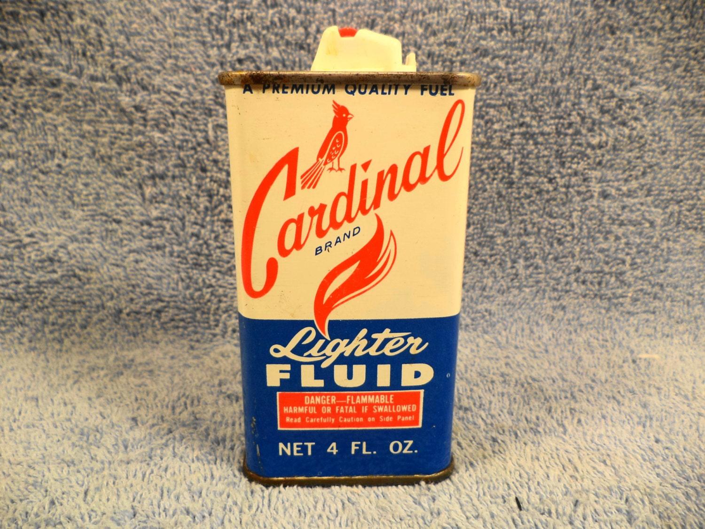 Cardinal Lighter Fluid Handy Oil 4 Ounce Motor Oil Can