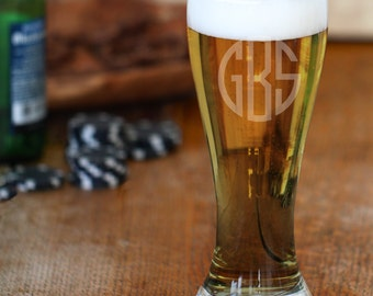 Glass Pilsner (g143-1103) - Free Personalization