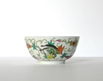 China bowl from Nagoya, Japan, 1960s