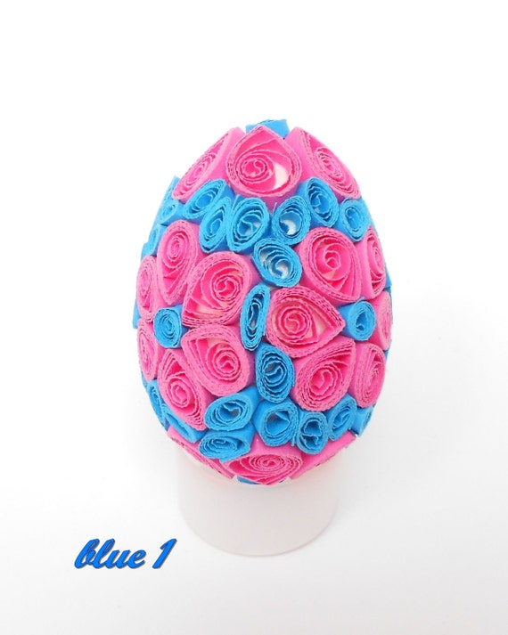 Items similar to blue easter egg paper quilling 3d quilling items similar to blue easter egg paper quilling 3d quilling easter egg easter decoration easter gift on etsy negle Images