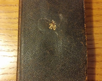 The Catholics Pocket Manual of Prayers 1919